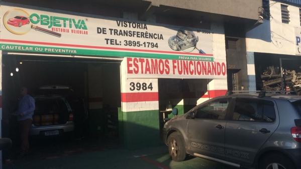 Objetiva Vistoria São Paulo - SP - Unidade II