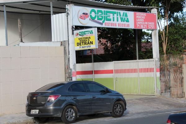 Objetiva Vistoria Camaçari - BA