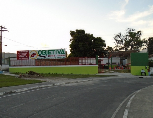 Objetiva Vistoria Dias DAvila - BA