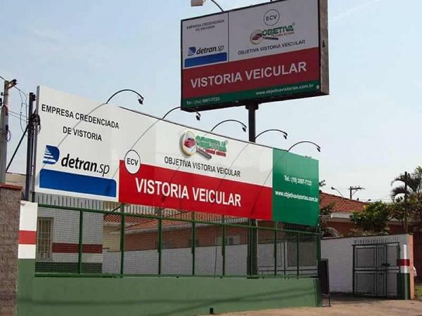 Objetiva Vistoria Rio Claro - SP