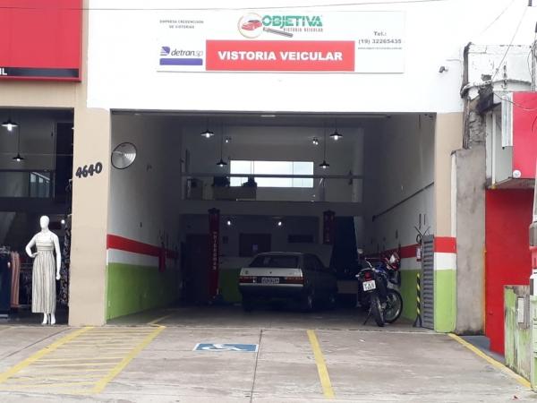 Objetiva Vistoria Campinas - SP - Unidade II