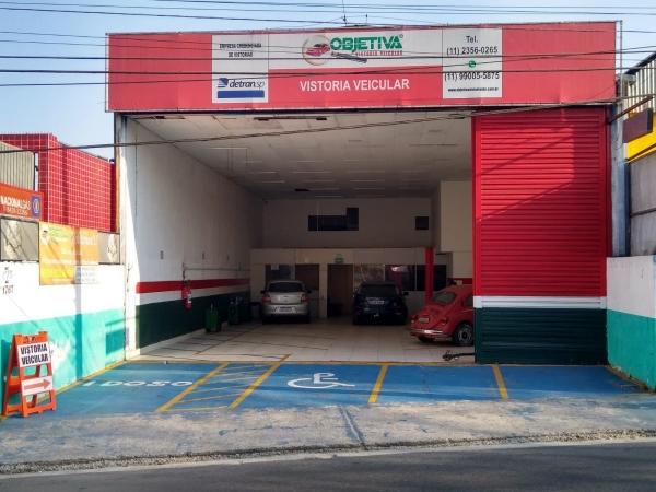 Objetiva Vistoria São Bernardo do Campo - SP